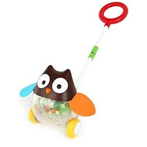 Skip Hop rolling owl explorer 🦉 push toy walker
